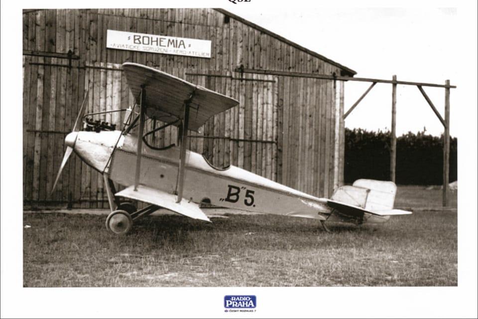 Bohemia B5,  foto: Museo Técnico Nacional