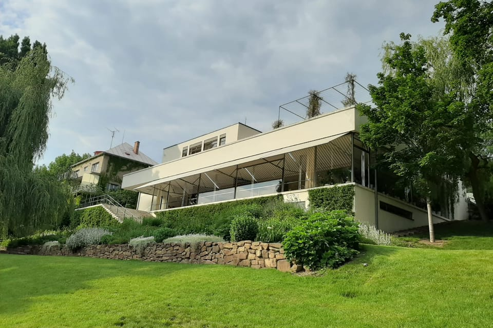 Villa Tugendhat | Foto: Lenka Žižková,  Radio Prague International