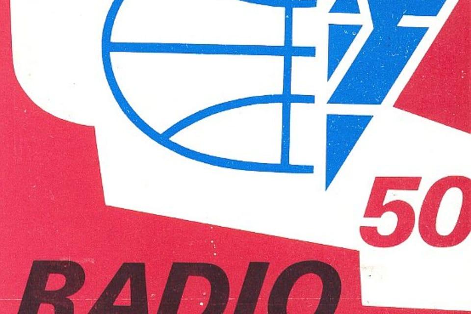 Tarjeta QSL 1986 | Foto: APF Český rozhlas