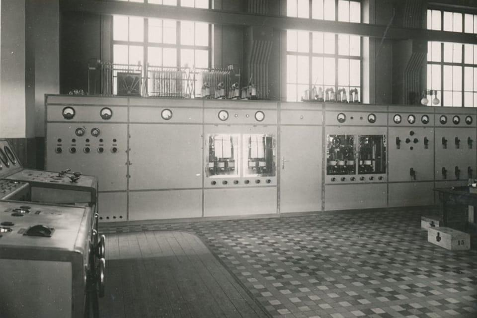 La estación de Poděbrady | Foto: APF Český rozhlas