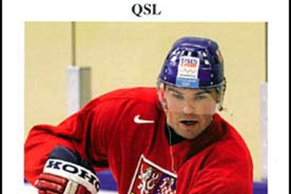 Jaromír Jágr  (1972) Jugador de jockey sobre hielo. Desde 1990 juega en la liga profesional NHL. Con la selección checa ganó la medalla de oro en las Olimpíadas de Nagano 1998,  foto: ČTK