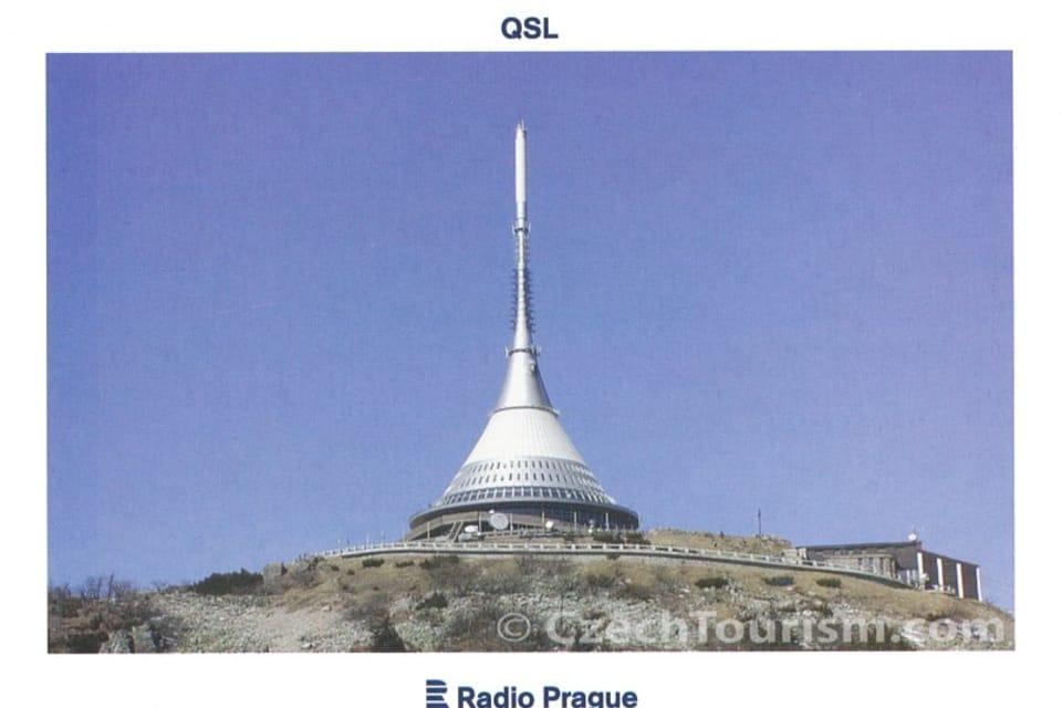 Ještěd,  mirador y transmisor,  foto: CzechTourism
