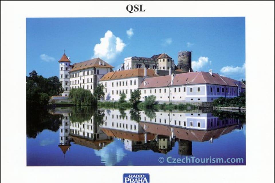 Castillo de Jindřichův Hradec,  foto: CzechTourism