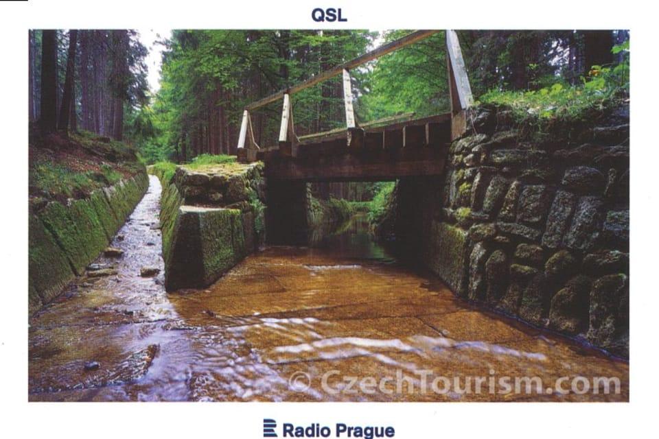 """Canal de navegación Schwarzenberg,  Šumava,  foto: CzechTourism"