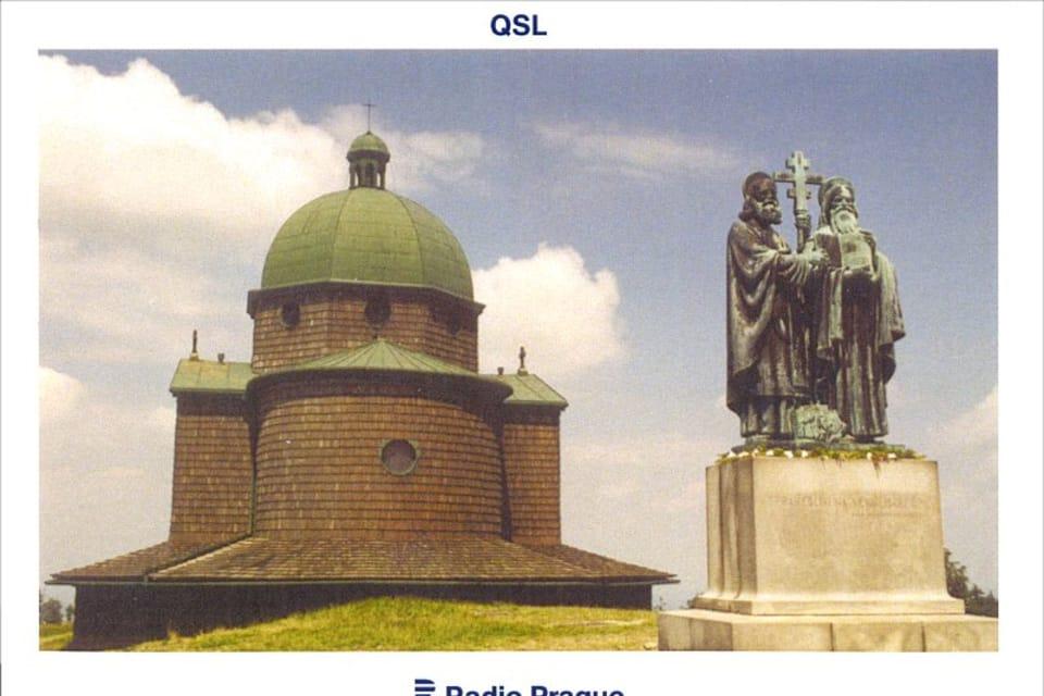 Capilla de San Cirilo y San Metodio,  Radhošť,  foto: CzechTourism