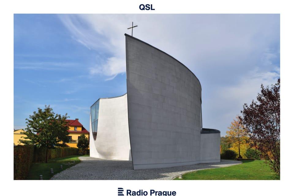 QSL 2019 / 'La iglesia Církev Bratrská',  Černošice,  foto: Ondřej Tomšů