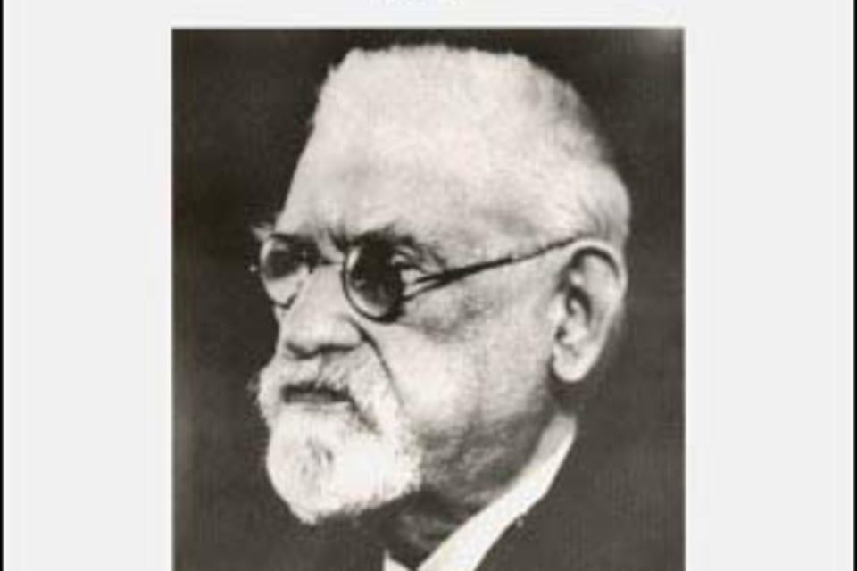 František Křižík,  ingeniero en electrotecnia e inventor Foto: Empresa de Transporte Urbano de Praga,  SA