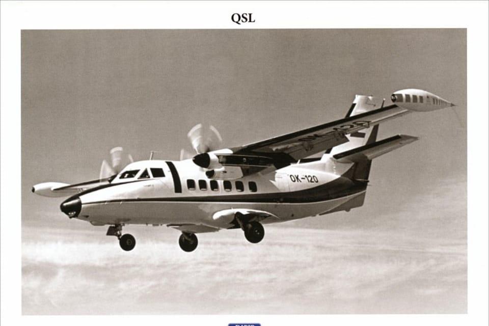 L-410 Turbolet,  foto: Museo Técnico Nacional