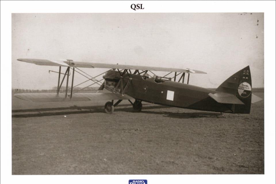 Letov Š-16,  foto: Museo Técnico Nacional