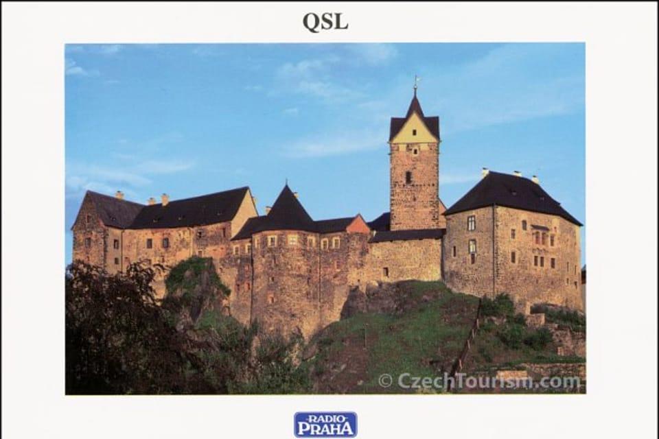 Castillo de Loket,  foto: CzechTourism