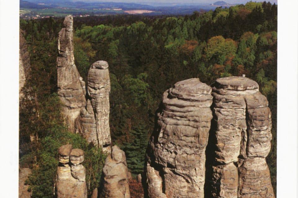 El Paraíso Checo – Rocas Prachovské,  foto: CzechTourism