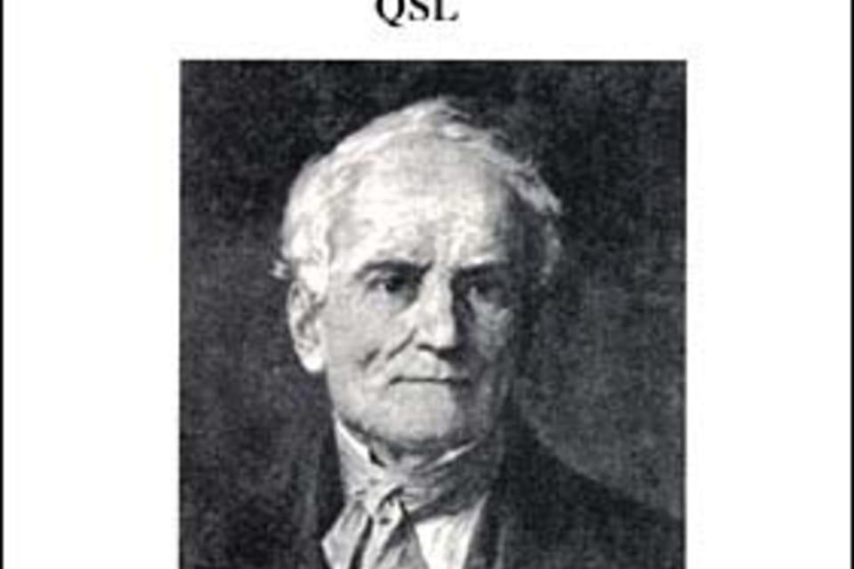 Jan Evangelista Purkyně,  fisiólogo y biólogo Foto: ČTK