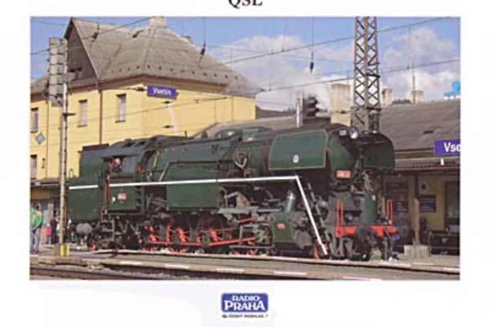 La locomotora de vapor 464.202 alcanzaba una velocidad de 90 km/h y estaba destinada al transporte de pasajeros en las líneas secundarias de los Ferrocarriles Checos. Foto: T. Kučera,  NTM
