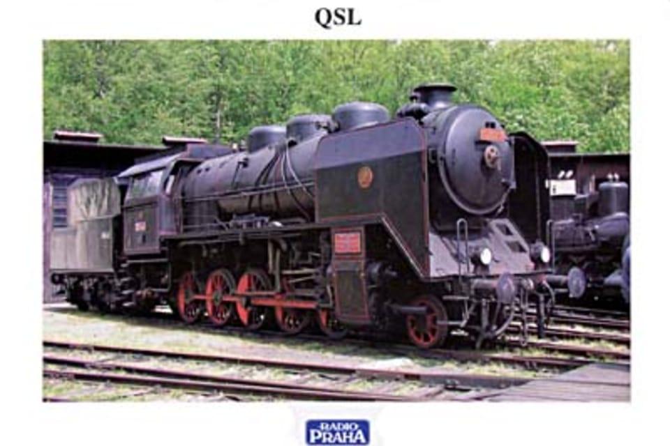 La locomotora de vapor 534.0301 es una clásica muestra de las máquinas destinadas al transporte de mercancías. Fue fabricada por la planta de Škoda en Pilsen en 1945 y se trató de la primera locomotora checoslovaca de posguerra. Foto: T. Kučer