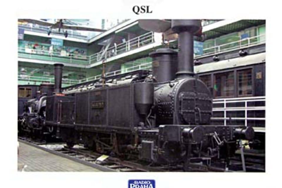 La locomotora de vapor Kladno es la más antigua que se conserva en la República Checa. Fue producida en 1855 en Viena por la fábrica de locomotoras de la compañía de ferrocarriles Viena-Györ para los ferrocarriles de Buštěhrad,  foto: T.Kučera,  NTM