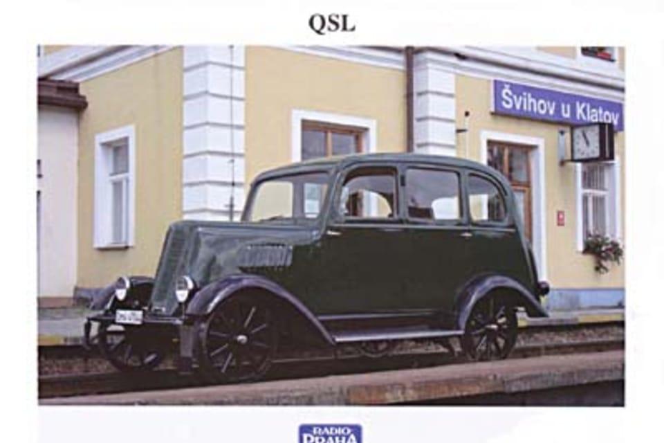 La vagoneta de inspección automóvil DM 4-47.044 fue fabricada por la empresa Tatra en 1947. Estas vagonetas sirvieron para desplazamientos de trabajo en los ferrocarriles hasta finales de los años 70 del siglo XX. Foto: T. Kučera NTM