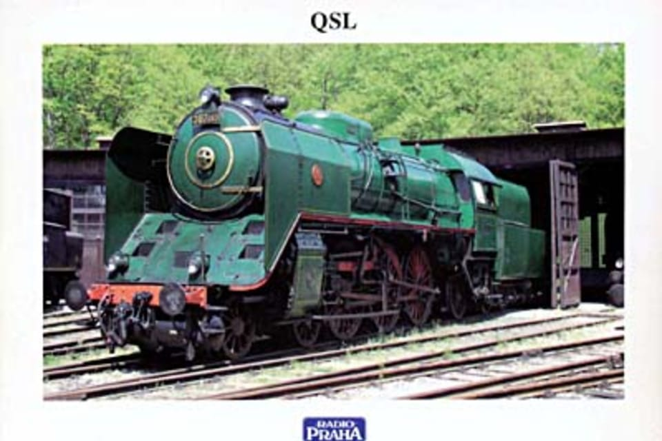 Locomotora exprés de vapor 387.043 fabricada para los Ferrocarriles Estatales Checos por la fábrica de Škoda de Pilsen en 1937. Foto: T.Kučera,  NTM