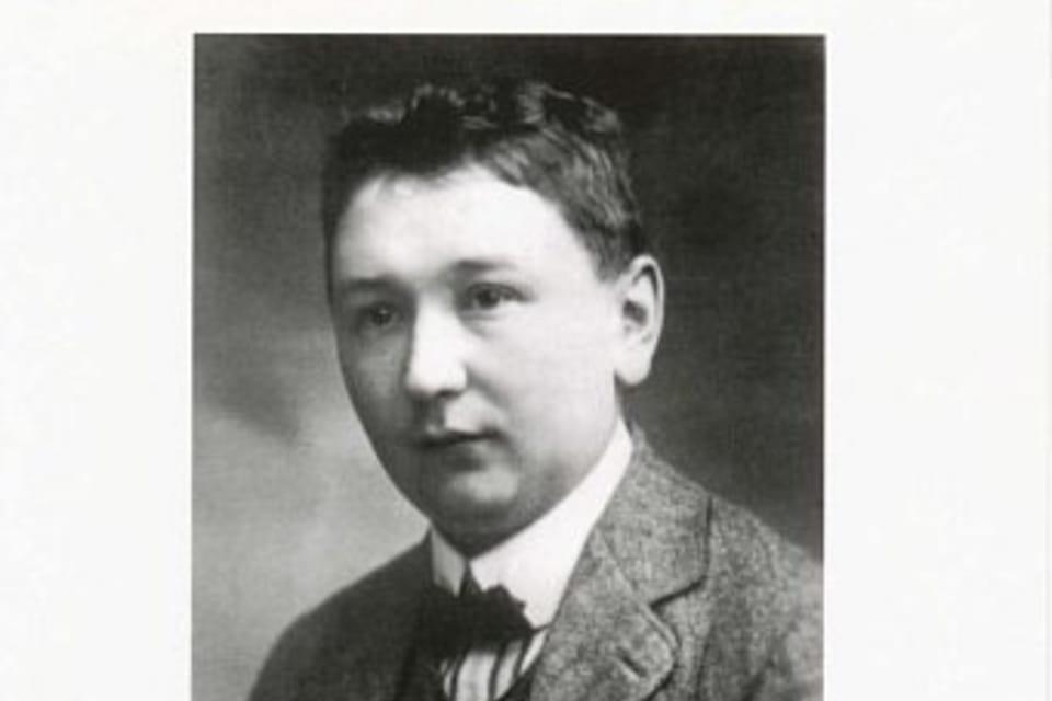 Jaroslav Hašek,  foto: ČTK