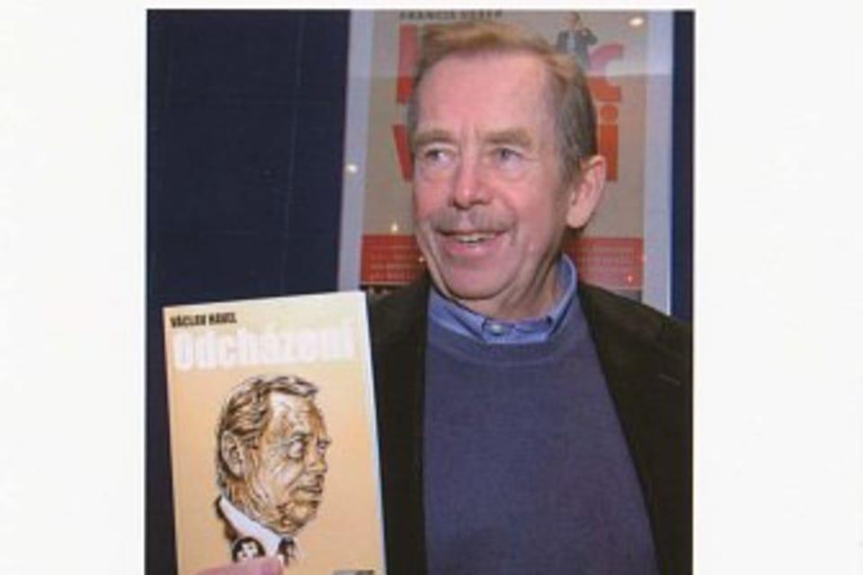 Václav Havel,  foto: Marta Myšková,  ČTK