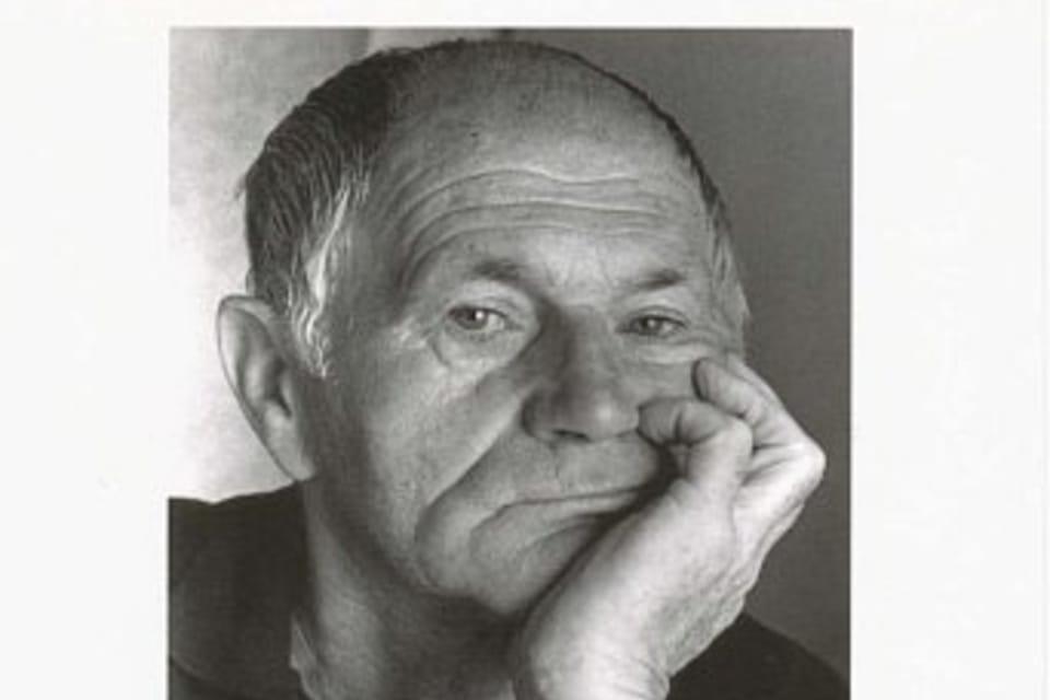 Bohumil Hrabal,  foto: Karel Kestner,  Karel Kouba,  ČTK