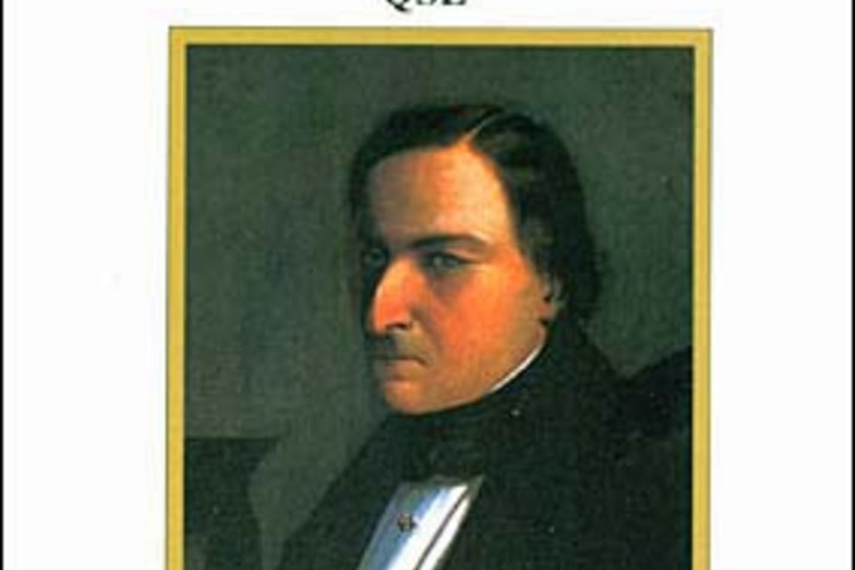 Josef Ressel,  técnico e inventor de la hélice para barcos Foto: Museo Nacional Técnico