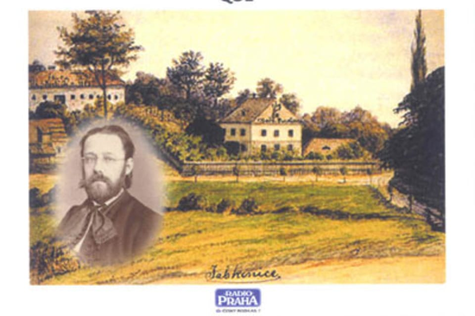 Bedřich Smetana  (1824-1884),  foto: Museo de la Música Checa