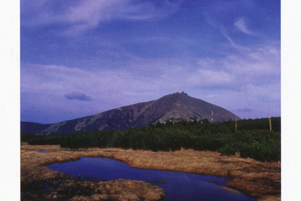 Las Montañas de los Gigantes – Monte Sněžka,  1602 m,  foto: CzechTourism