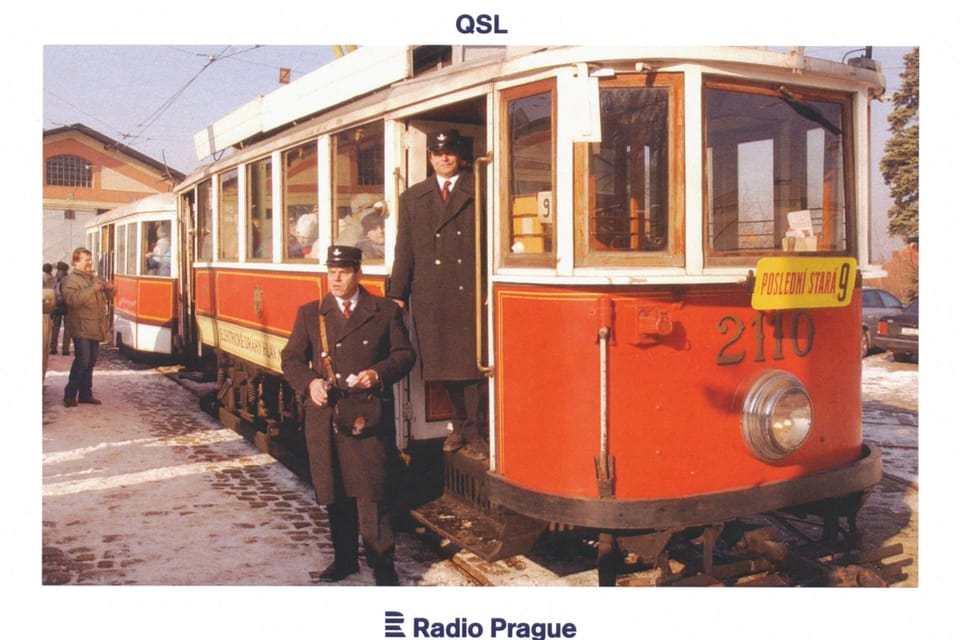 Tranvía T2110,  foto: Stanislav Peška,  ČTK