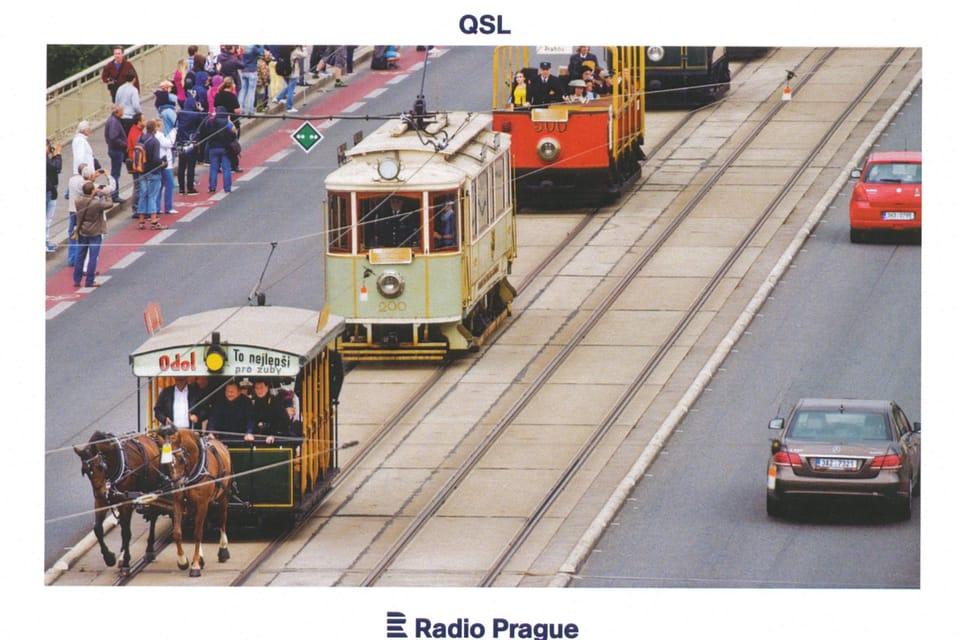 Tranvías de Praga,  foto: ČTK,  Vít Šimánek