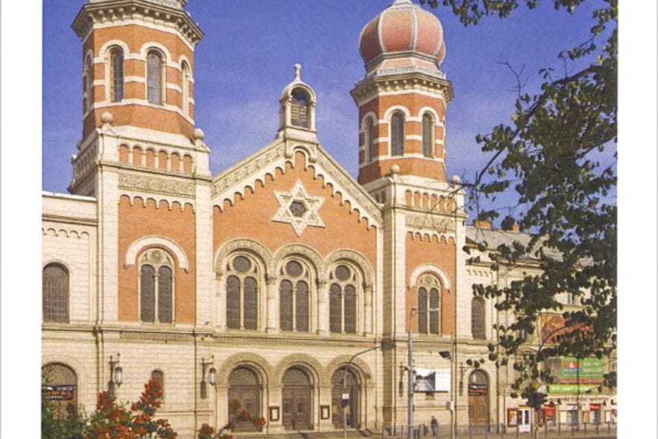 Gran Sinagoga de Pilsen,  foto: CzechTourism